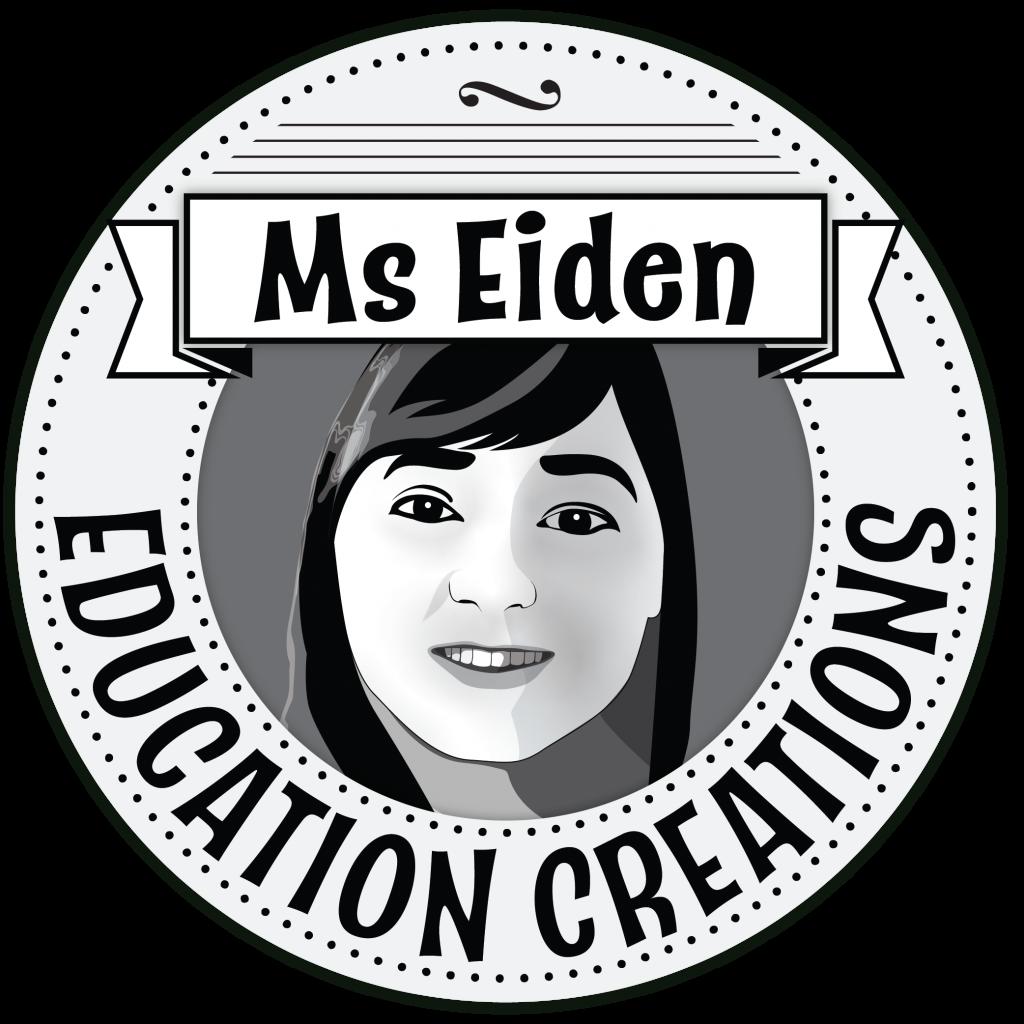 Logo design for teachers. An example of an avatar logo