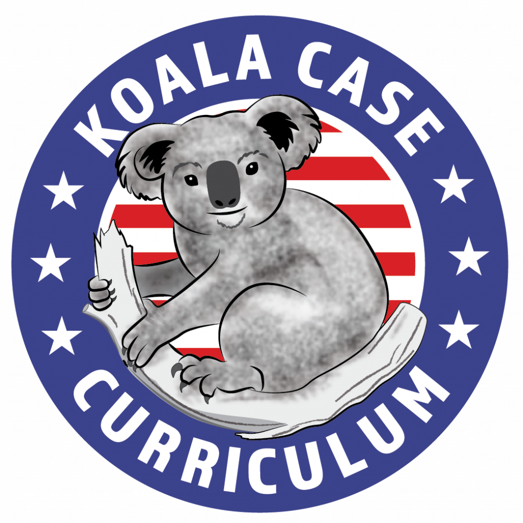 Designing logos for teachers. An example of a mascot logo