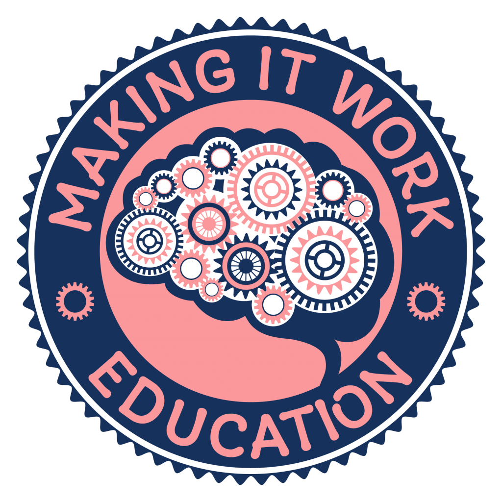 Designing logos for teachers. An example of a symbolic logo
