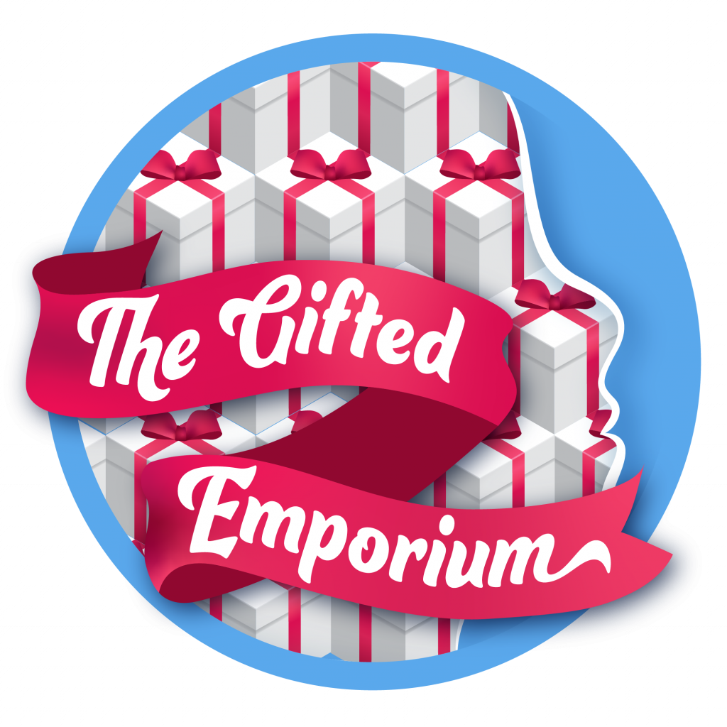 Logo for The Gifted Emporium