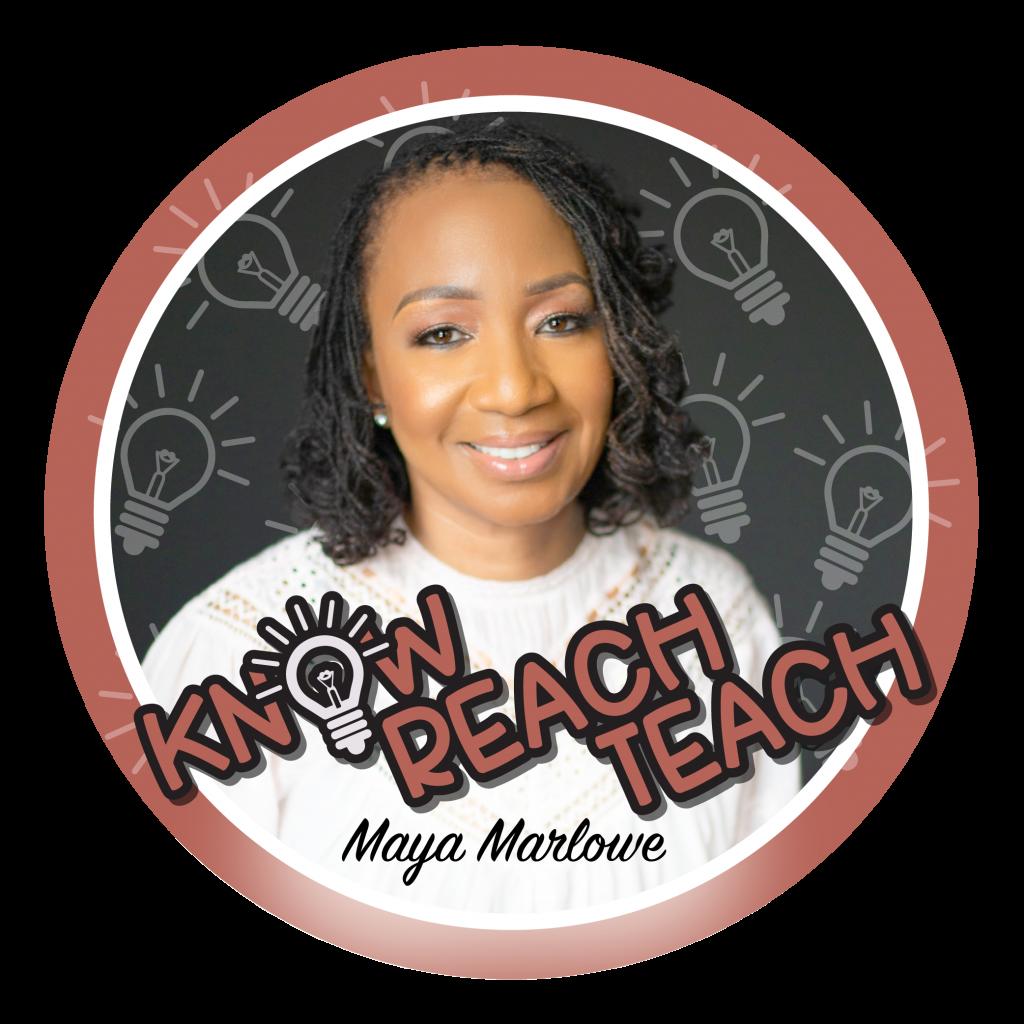 Designing Teacher logo for Know Reach Teach