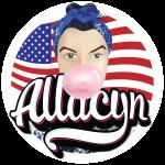 Logo for teacher-author Allacyn