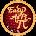 Logo for teacher-author Easy as Pi