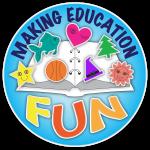 Teacher logo for TpT store Making Education Fun