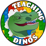 Logo for Teaching Dinos