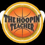 Teacher logo design for The Hoopin' Teacher