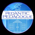 Logo for The Pedantic Pedagogue