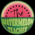 Logo for The Watermelon Teacher